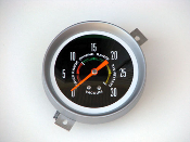 1969-70 AMC AMX / Javelin Rally-Pac Vacuum Gauge