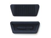 1971-88 AMC Brake Pedal Rubber Cover Pad