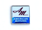 1968-Early 1970 AMC Rear Emblem