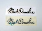 1970 AMC Javelin Mark Donohue Decal