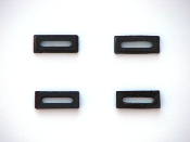1968-69 AMC AMX / Javelin Rear Reflector Lens Clips
