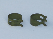 1968-74 AMC Power Brake Hose Clamps