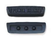 1960-71 AMC 01 Series Power Brake Rubber Cover Pad