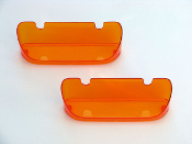 1971-72 AMC Javelin Parking Light Lenses (Pair)