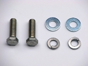 1967-71 AMC V-8 Engine Starter Motor Bolts / Washers