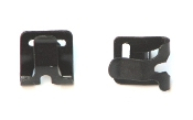 1967-70 AMC Windshield Washer Reservoir Bag Mounting Clips