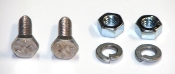 1968-73 AMC V-8 Emission Back-Fire Valve Fasteners