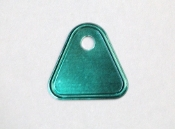 1968-69 AMC AFB Green Carburetor Tag