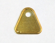 1967-69 AMC AFB Gold Carburetor Tag