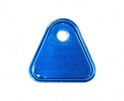 1968-69 AMC AFB Blue Carburetor Tag