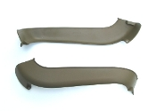 1970 AMC AMX / Javelin Long Lower Seat Trim Brown Right